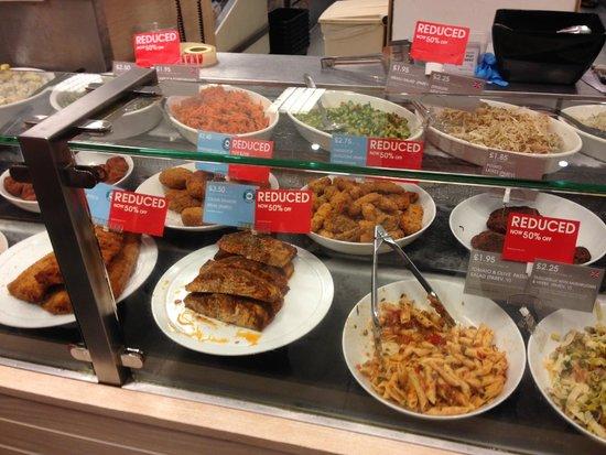 Kosher food counter foto di selfridges londra tripadvisor for Kosher countertops