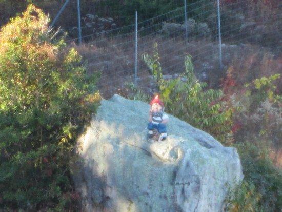Rock City Gardens: Gnomes everywhere