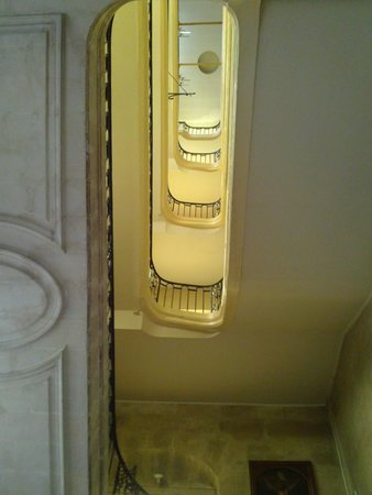 Paris Charms & Secrets Tours : One Fabulous Staircase, there were others