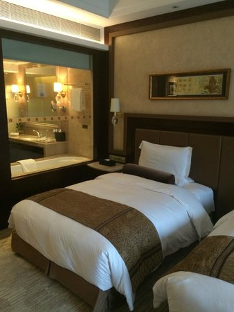 Embassador International Hotel : room