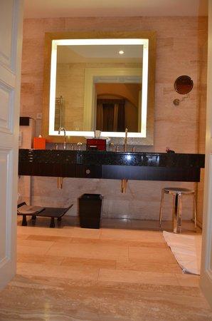 Mandarin Oriental, Prague: WC da suite do Hotel Mandarin Oriental - Praga