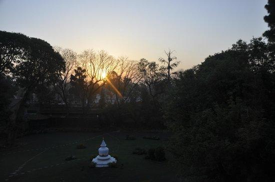 Malla Hotel: Sunrise
