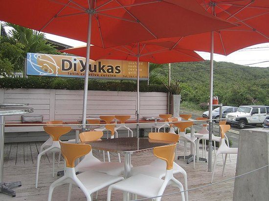 Di Yukas: DiYukas in Fajardo, Puerto Rico - Delicious!