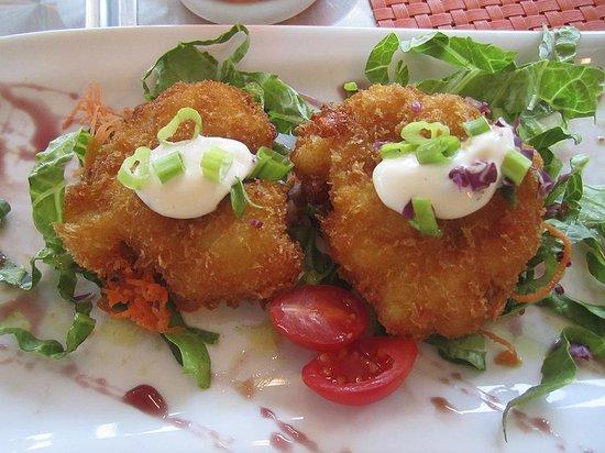 Di Yukas: croquetas de pescado - fish croquettes