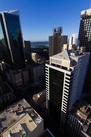 Meriton Serviced Apartments Pitt Street : view