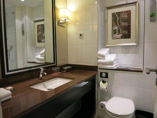 Renaissance Amsterdam Hotel: Bathroom