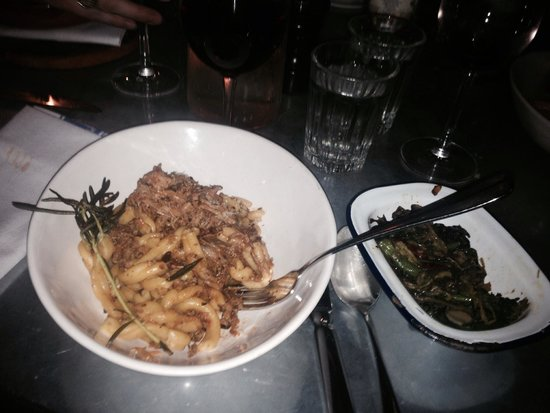 Jamie's Italian Covent Garden: The lamb was so tender it melted in my mouth!!