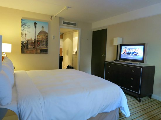 Renaissance Amsterdam Hotel: Room