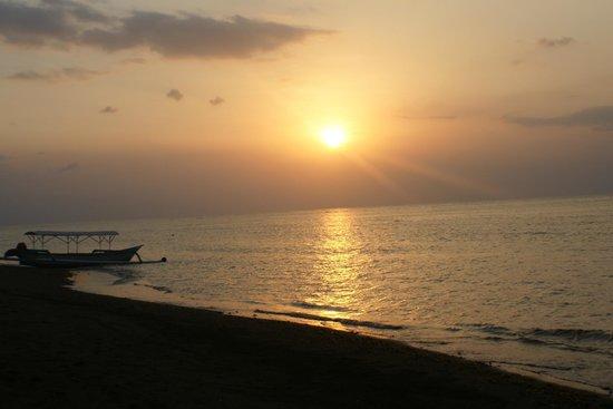 The Lovina: Sunset