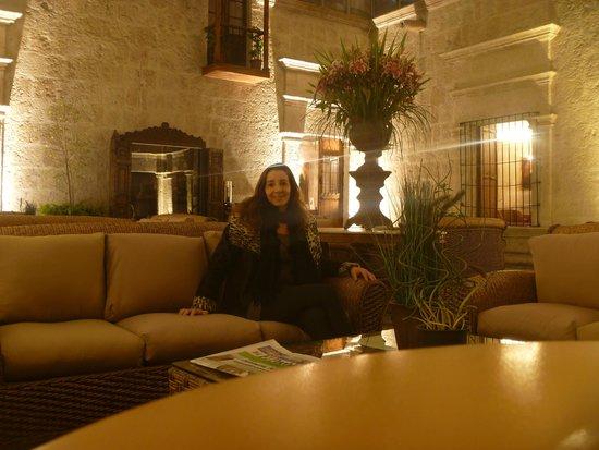 Casa Andina Private Collection Arequipa : Hall principal
