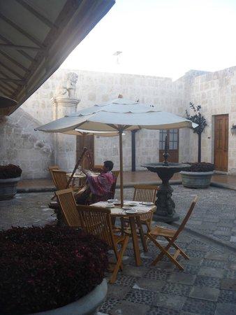 Casa Andina Private Collection Arequipa : Desayunador