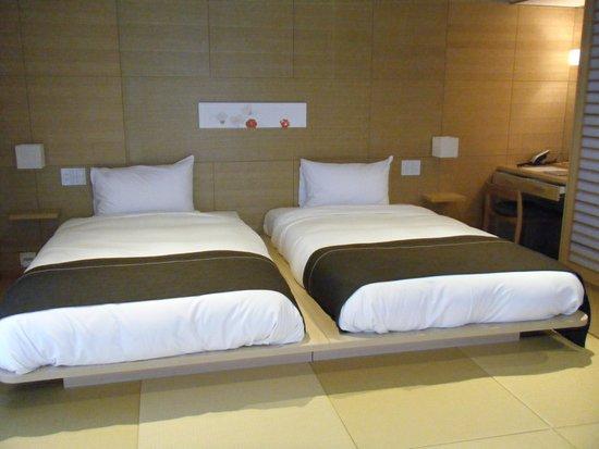Hana Beppu : ベッド