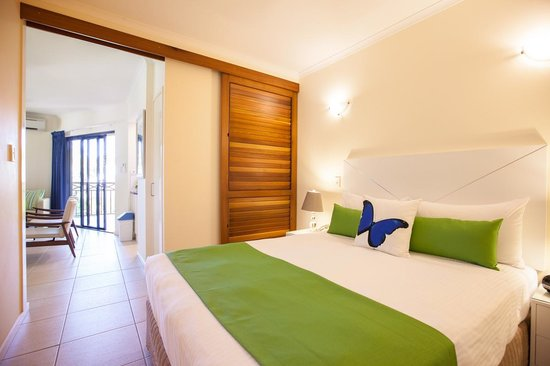Freestyle Resort Port Douglas: Double Bed Option