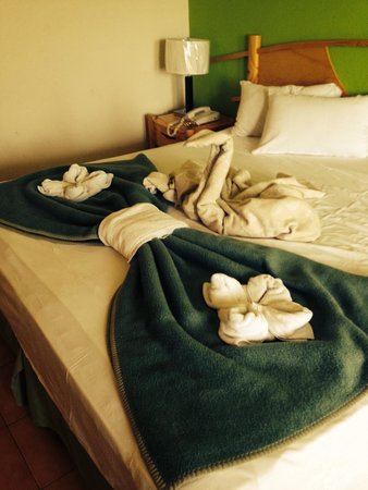 Hotel Club Puntarena: Great house keeping service