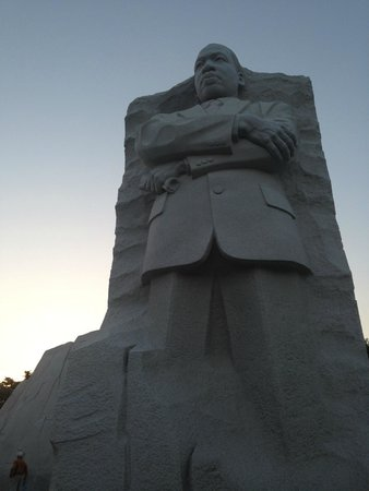 Martin Luther King, Jr. Memorial: Dr Martin Luther King Jr