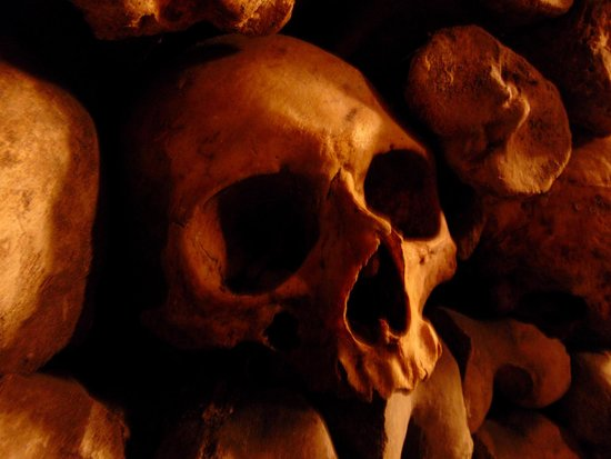 The Catacombs: Me one day