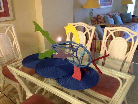 Sunrise Beach Resort: Condo Fish