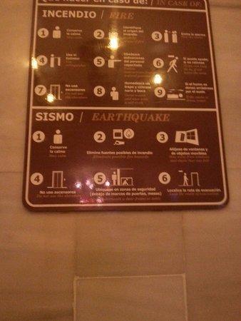 Barcelo Puerto Vallarta: By elevator