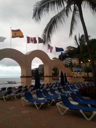 Barcelo Puerto Vallarta: Pool