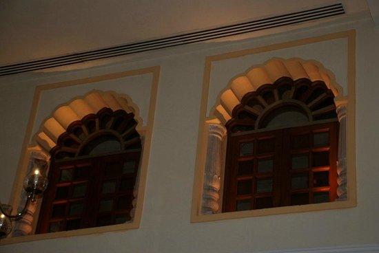 Vivanta by Taj - Hari Mahal, Jodhpur: Lighted arch