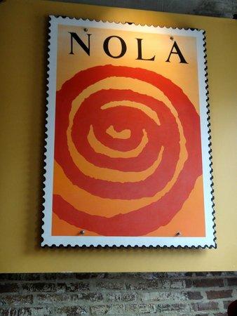 Nola Restaurant: NOLA