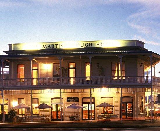 The Martinborough Hotel