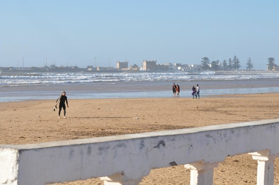 Essaouira Beach: Beautiful morning