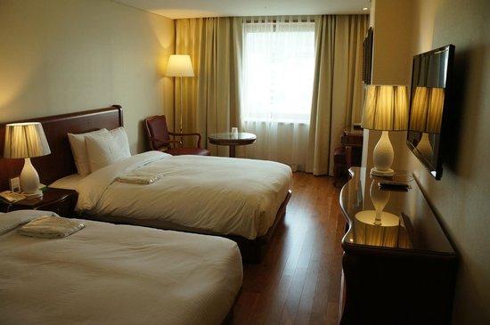 Sejong Hotel : Twin Room