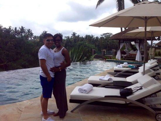 Viceroy Bali: Main resort pool