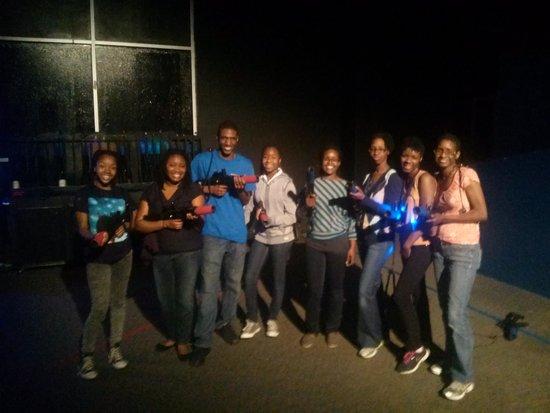 Family Fun Picture Of Battlefield Houston Houston Tripadvisor