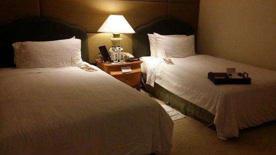 ITC Maurya, New Delhi: bed