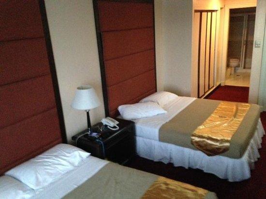 Hotel Rembrandt: room