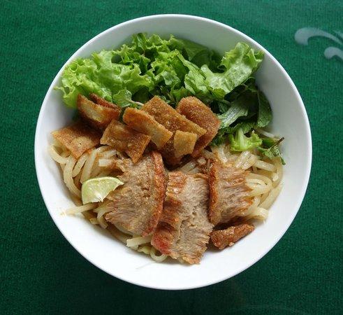 Minh Hien Vegetarian Restaurant: veg Cao Lao