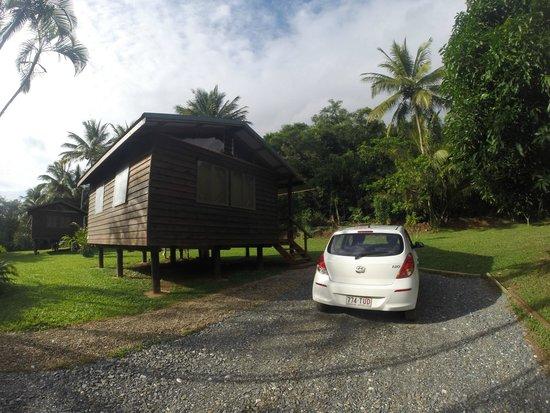 Daintree Rainforest Bungalows: Our cabin <3