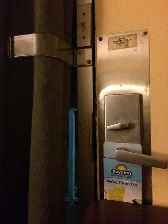 Days Inn Fort Lauderdale-Oakland Park Airport North: Muito ruim
