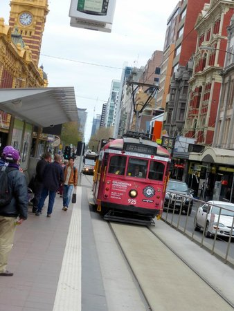 City Circle Tram: Tram