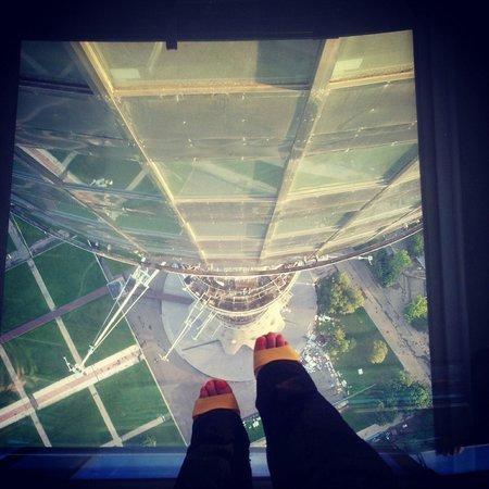 Ostankino TV Tower: 337 метров