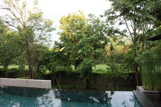 Muthi Maya Forest Pool Villa Resort: Second villa
