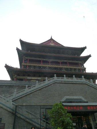 Drum Tower (Gulou) : drum tower