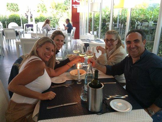 Hotel San Ranieri : Cin!!!