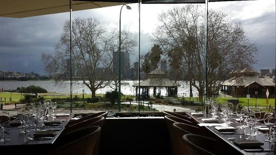 what a view picture of coco 39 s riverside restaurant. Black Bedroom Furniture Sets. Home Design Ideas