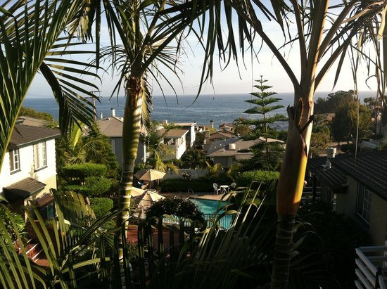 Laguna Beach Motor Inn: Amazing view!!