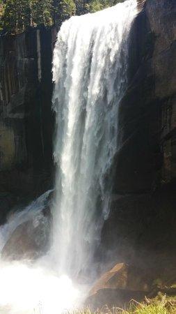 YExplore Yosemite Adventures - Day Tours : Vernal falls
