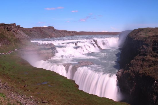 Iceland Horizon: Gulfoss