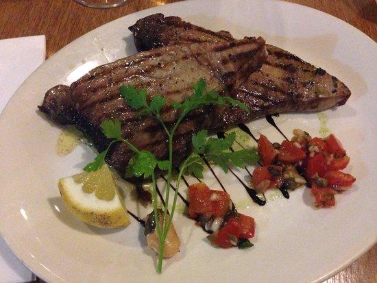 1927 : Tuna Steak - Amazing!