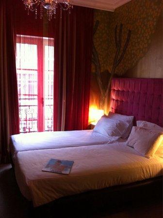 Pallas Athena Grecotel Boutique Hotel: Bed