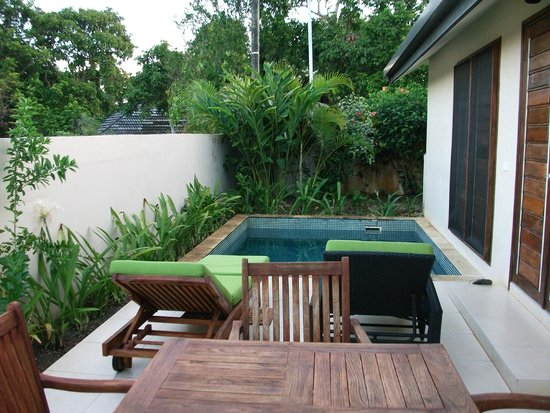 Mangoes Resort: Garden Pool Villa