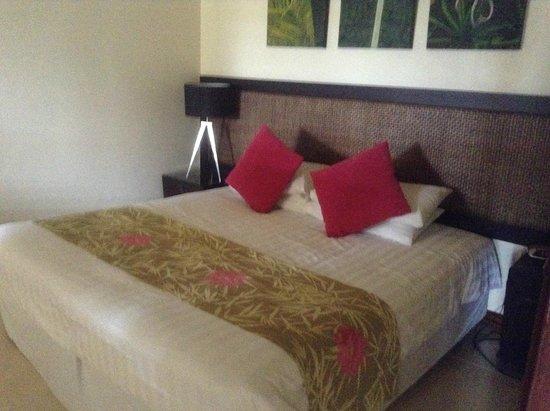 Mangoes Resort: Airy Rooms