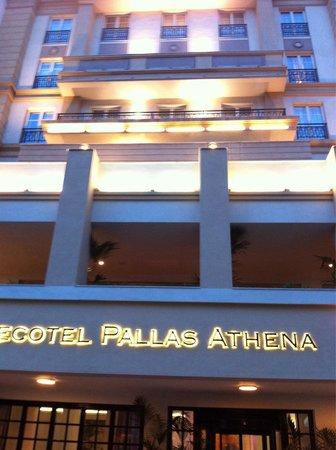 Pallas Athena Grecotel Boutique Hotel: Entrance
