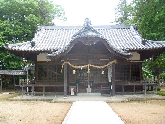 Osake Jinja Shrine